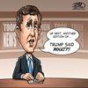 Today's cartoon: Trump speak